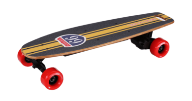 Skateboard Electrique Route 66