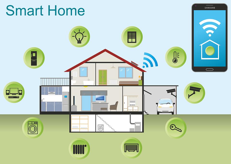 Que pouvez-vous installer dans une maison intelligente ?