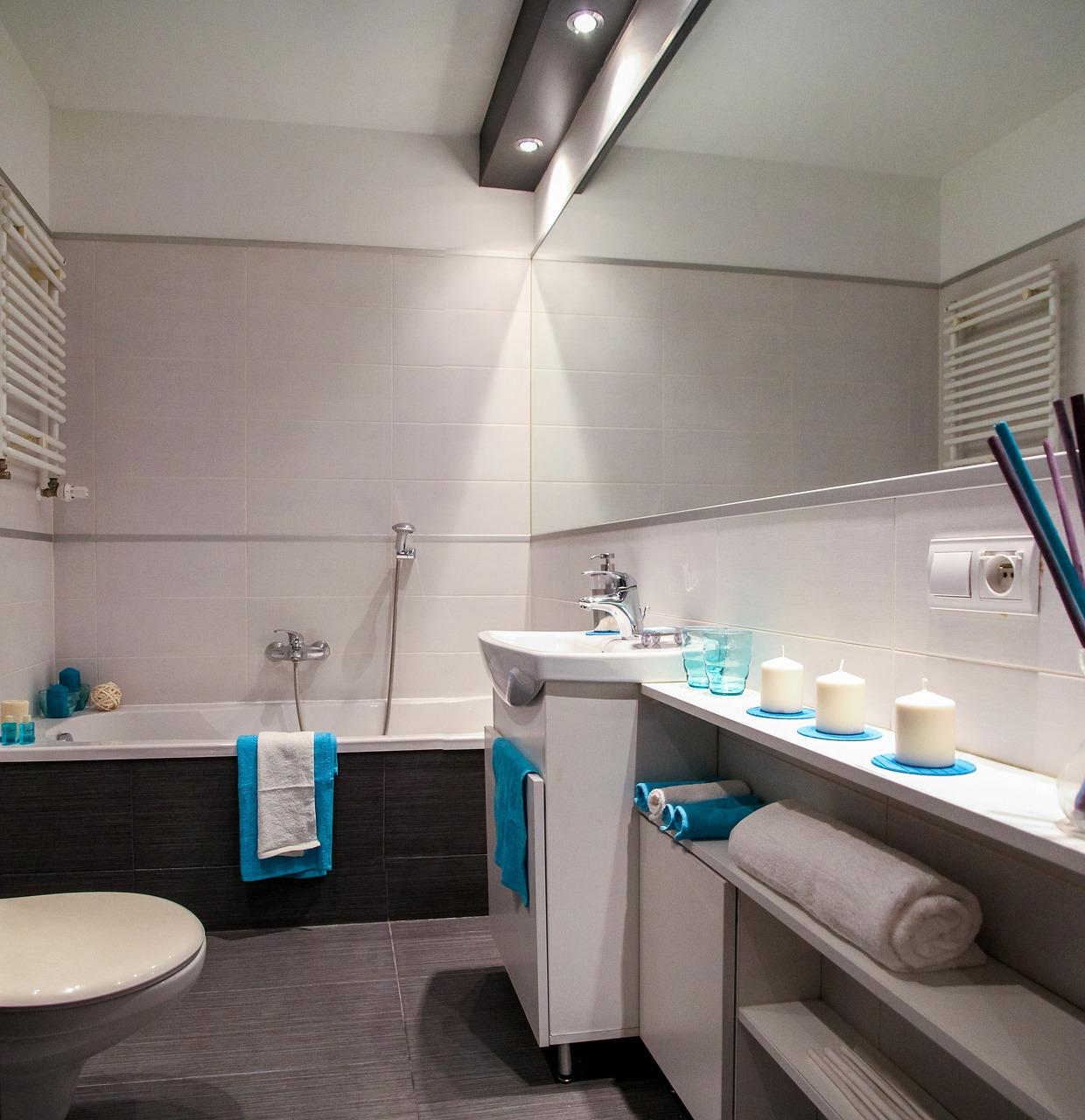 Inspiration déco : focus sur la salle de bain style scandinave